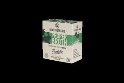 PROPER VEGETABLE BROTH (5 X SACHET BOX)