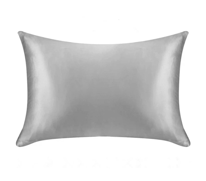 Наволочка SSilk 16,5 momme цвет серебро