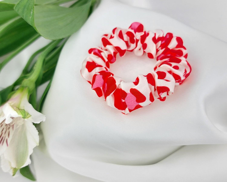 Резинка-малышка цвет красные пятна