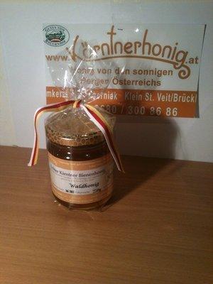 Echter Kärntner Bienenhonig 250 g mit