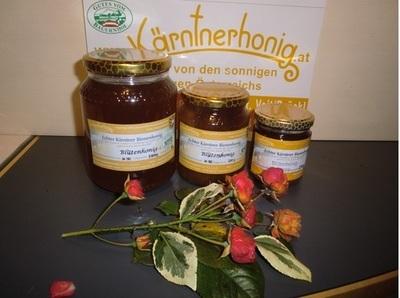 Echter Kärntner Bienenhonig, 500 g