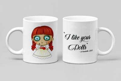 Annabelle Cup