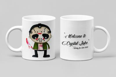 Jason Voorhees Cup