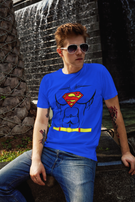 Superman Body Shirt