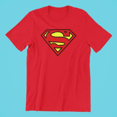 Plain Superman Shirt