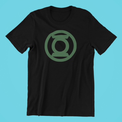 Plain Green Lantern Shirt