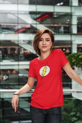 Plain Flash Shirt