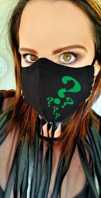 Riddler Mask