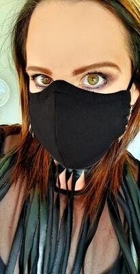Plain Solid Colour Masks