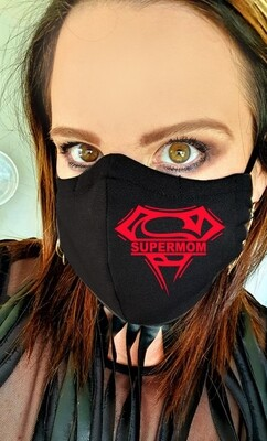 Super Mom Mask