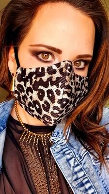 Cheetah Skin Mask