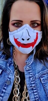 Joker Smile Mask