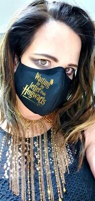 Hogwarts letter Gold Mask