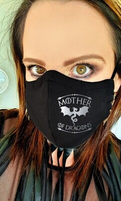 Mother of Dragons Mask