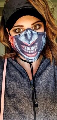 Broad Smile Sublimation Mask