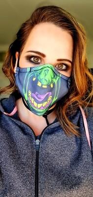 Zombie Sublimation Mask