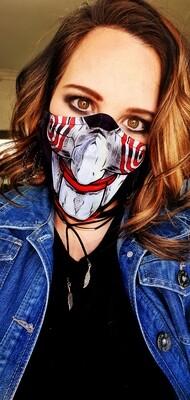 Jigsaw Sublimation Mask