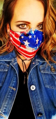American Sublimation Mask