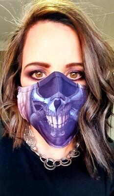 Immortan Joe Sublimation Mask