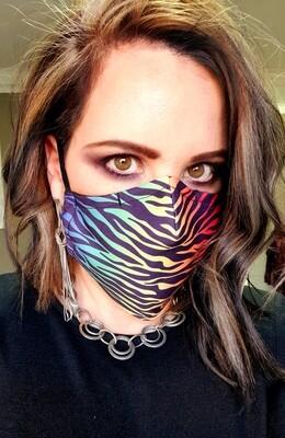 Rainbow 1 Sublimation Mask