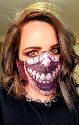 Twisty Sublimation Mask