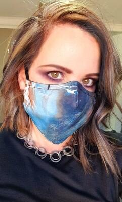 Paint Canvas Mask
