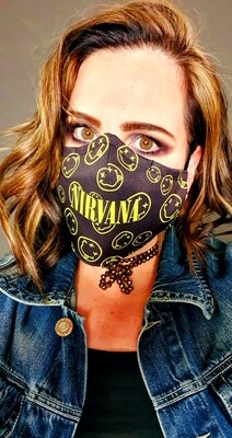 Nirvana Sublimation Mask