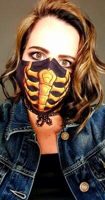 Scorpion Sublimation Mask