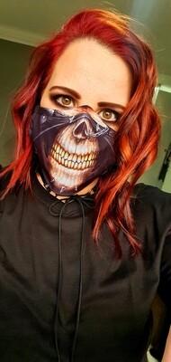 Spiked Skull Mask
