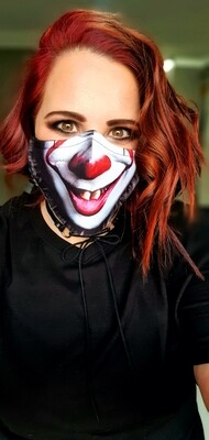 Pennywise Smile Mask