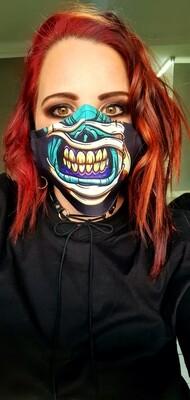 Mummy Zombie Mask