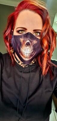Realistic Skull Mask