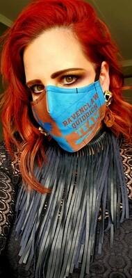 Ravenclaw Quiddich Sublimation Mask