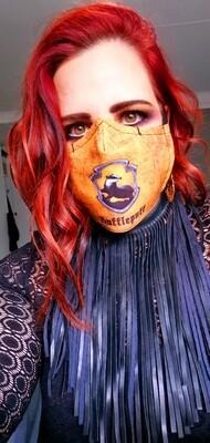 Hufflepuff House Mask