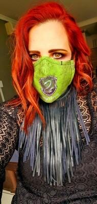 Slytherin House Mask