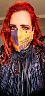 Hufflepuff Quiddich Mask
