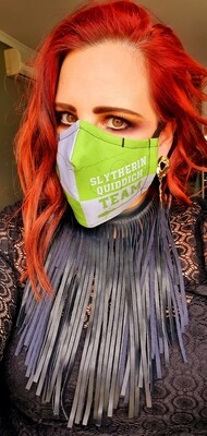 Slytherin Quiddich Mask