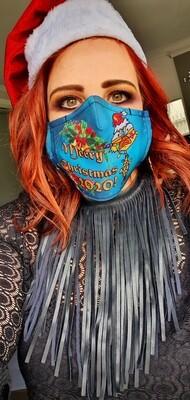 Christmas 2020 Duck Mask