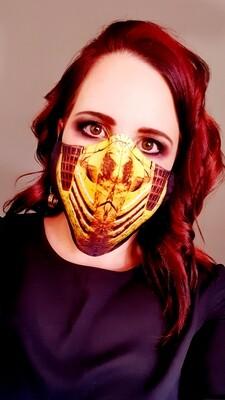 Scorpion Mask Sublimation Mask