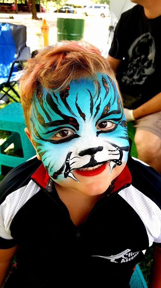 Basic Beginner Face Painting Course