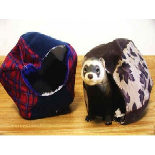 Ferret Fur Sleeper Ball