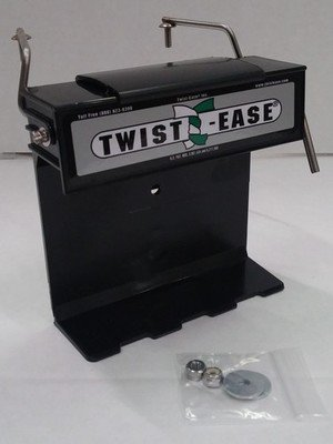 """Twist-Ease 4"""" Dispenser - Crown Poly Assembly"""