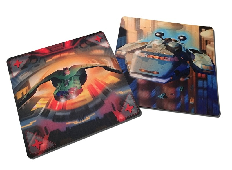 Space Movers Roll Mat/Mouse Pads
