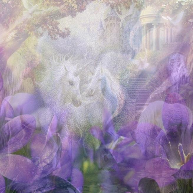Священные Секреты Магии Единорогов