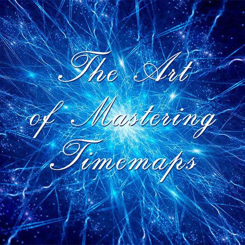 "International webinar ""THE ART OF MASTERING TIMEMAPS"""