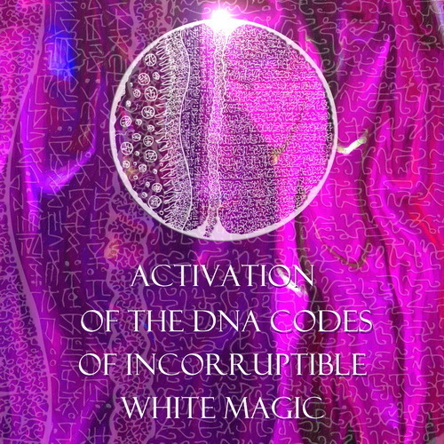 Activation of the DNA Codes of Incorruptible White Magic. Webinar course