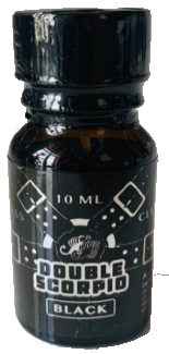 Double Scorpio BLACK (10ml)