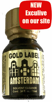 Amsterdam GOLD (10ml)