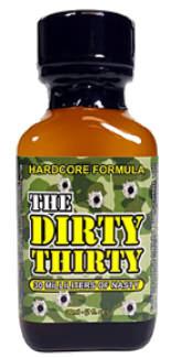 Dirty Thirty HARDCORE (30ml)