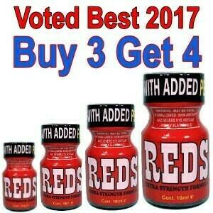 Reds Buy 3 Get 4 (10ml)